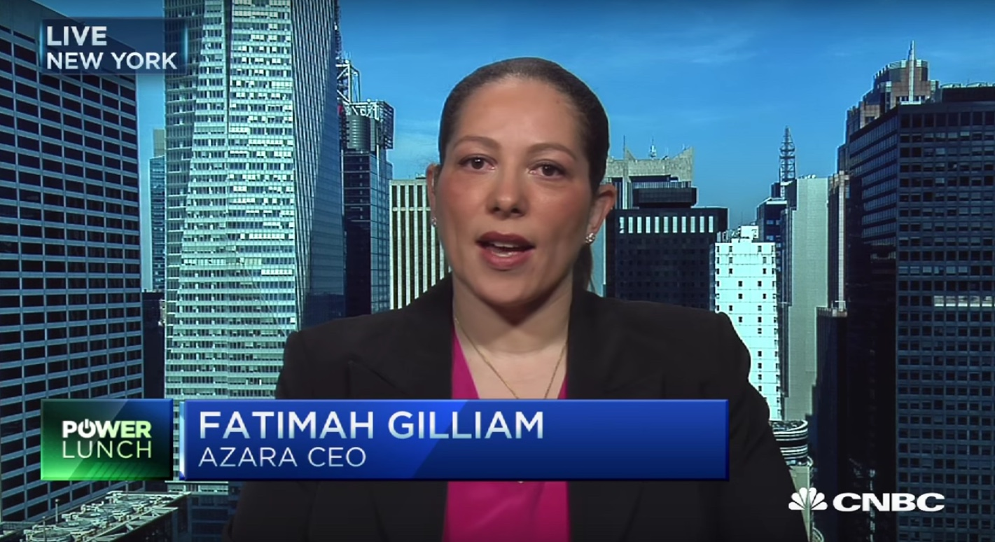 Fatimah on CNBC