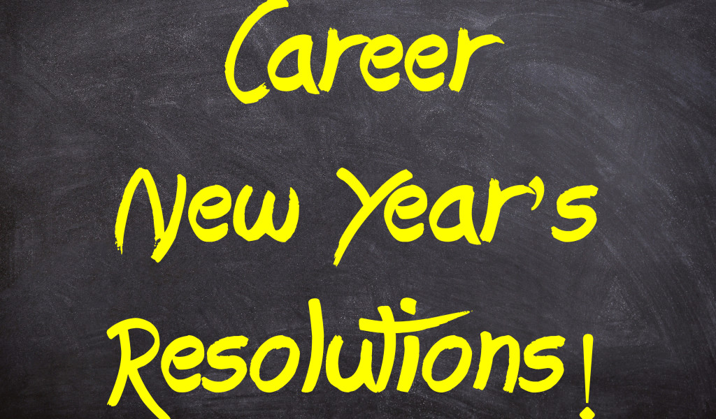 Career New Year's Resolutions