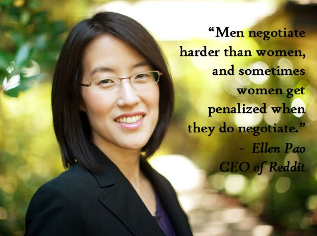 Banning Salary Negotiations – Is Ellen Pao Right? | The